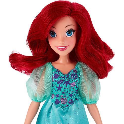 Boneca Disney Princesas Clássica ARIEL Hasbro