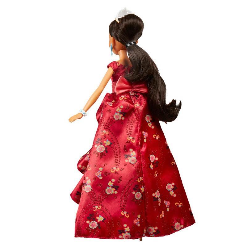 Boneca Princesas Disney Elena de Avalor Vestido Real – Hasbro