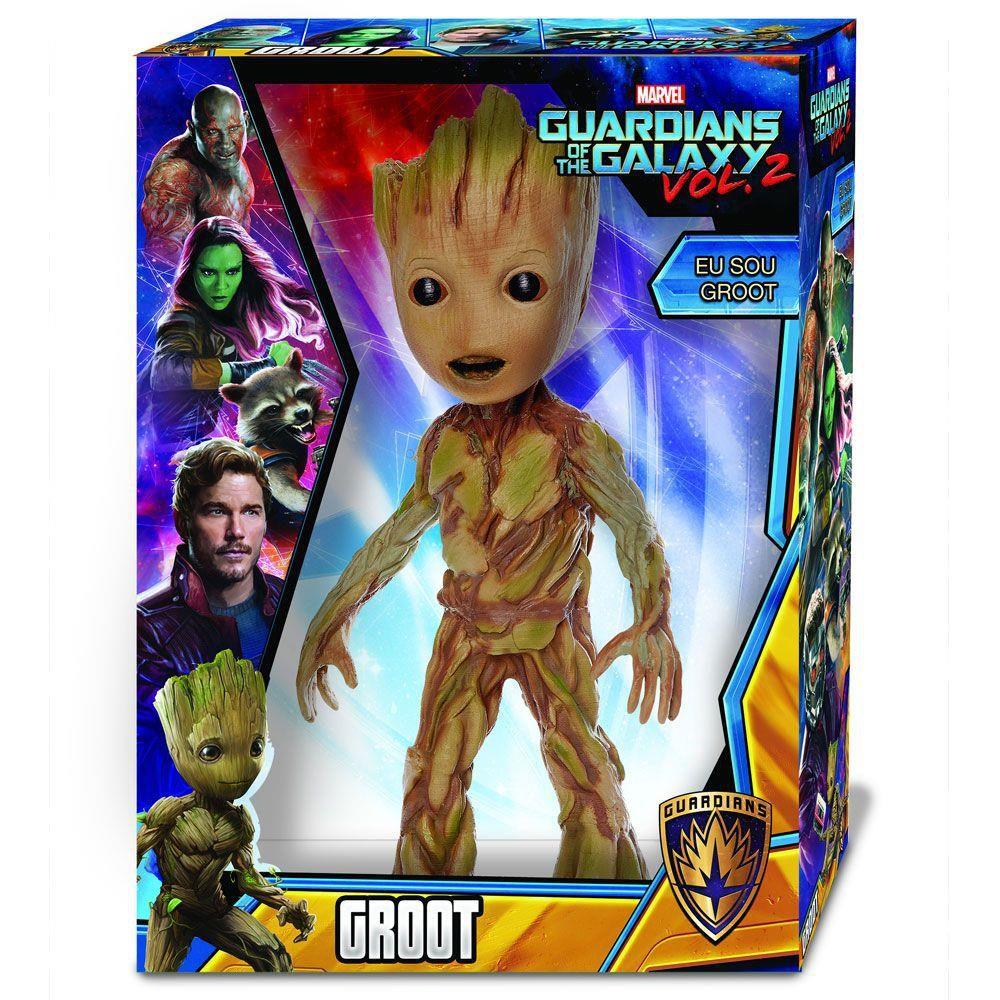 Boneco Baby Groot  50 Cm - MIMO