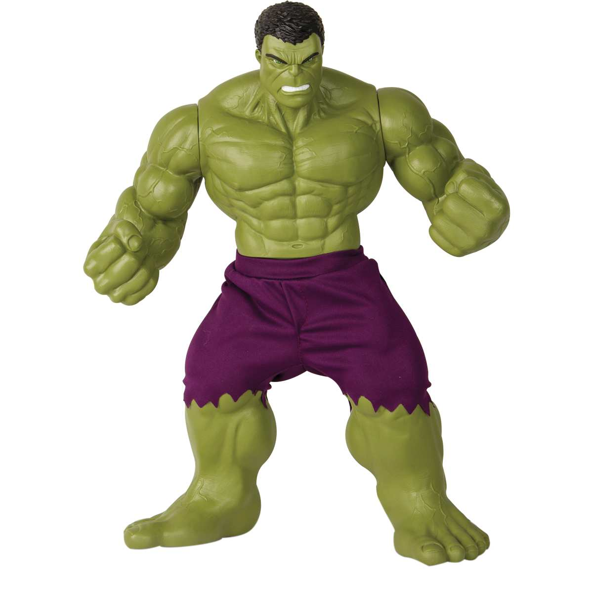 Boneco Hulk Verde Revolution 50cm Marvel - Mimo