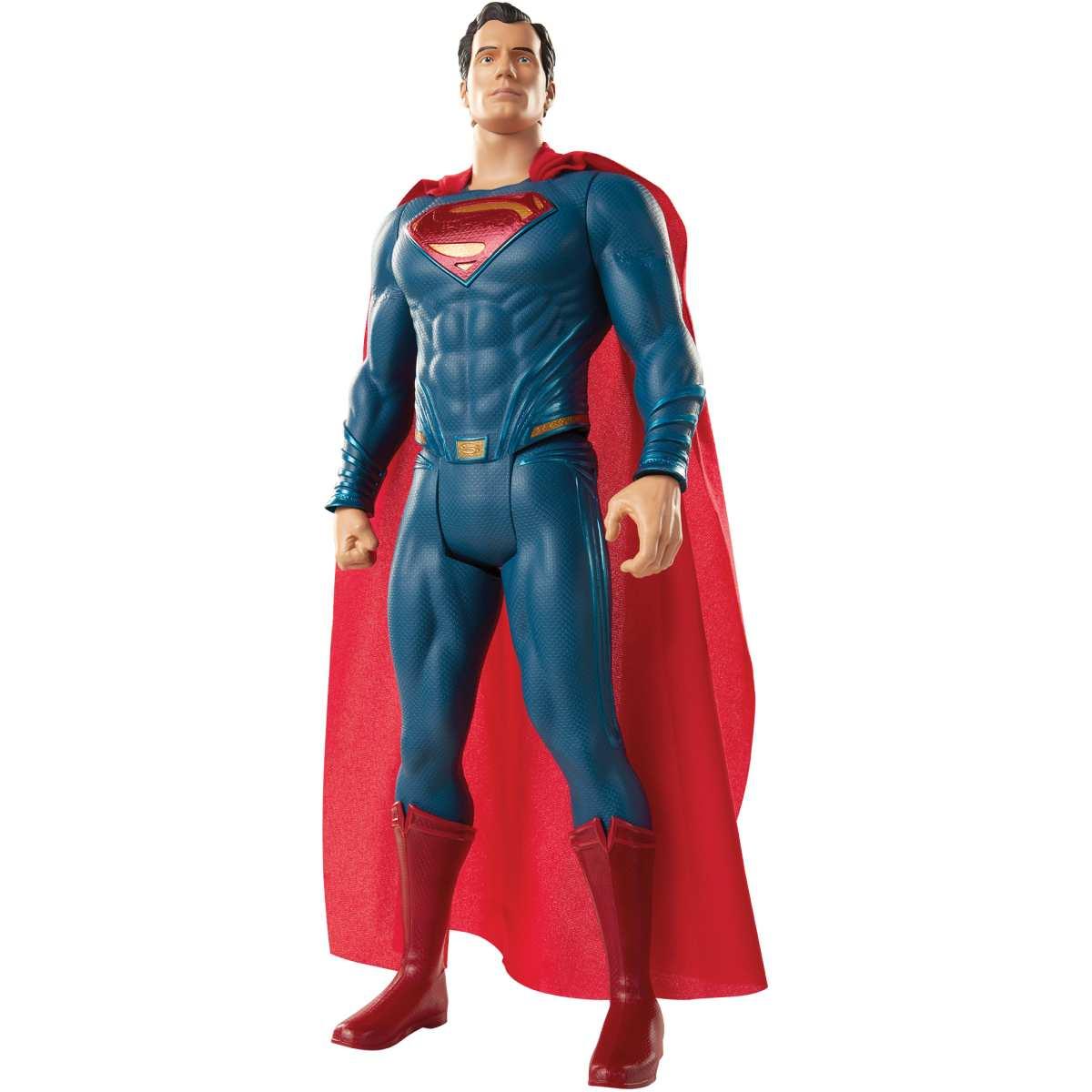 Boneco Superman Liga Justica 50cm - Mimo