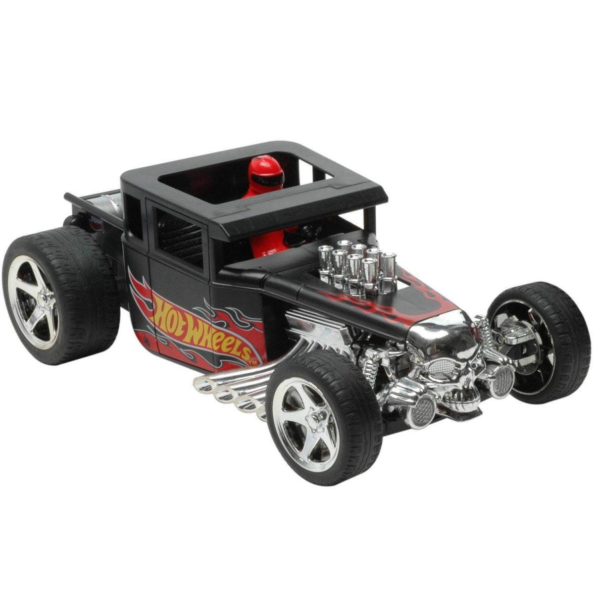Carro com Controle Remoto Bone Shaker Hot Wheels - Candide