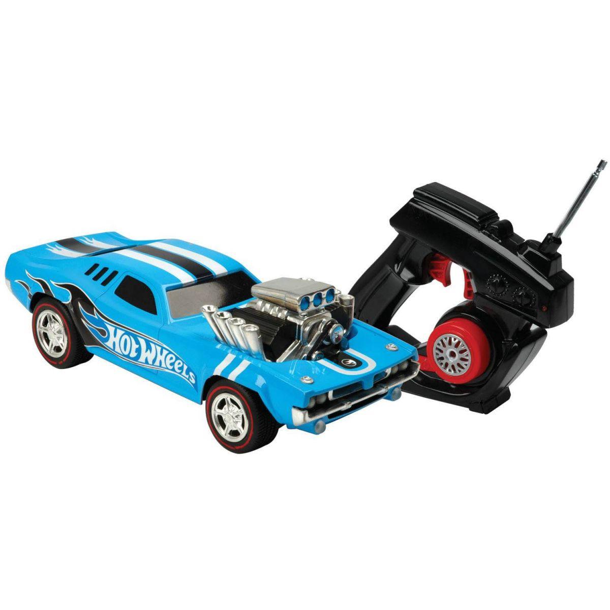 Carro com Controle Remoto Rodger Dodger Hot Wheels - Candide