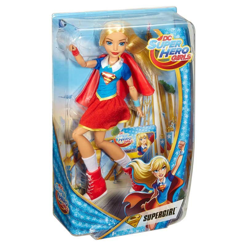 DC SUPER HERO GIRLS SUPERGIRLS DLT61 - MATTEL