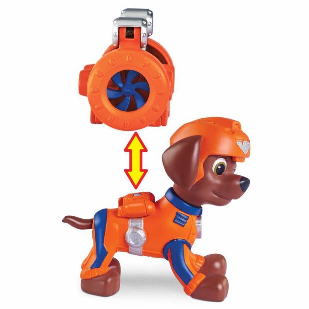 Figura Articulada Patrulha Canina Resgate Aéreo Zuma – Sunny