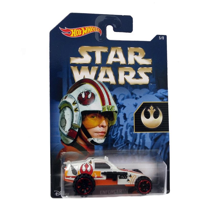 Hot Wheels Especial Colecionador Star Wars - Enforcer