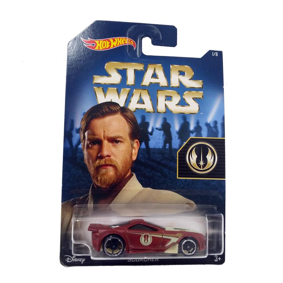 Hot Wheels Especial Colecionador Star Wars – Scorcher