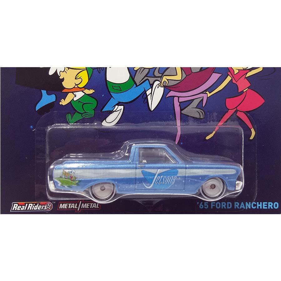 Hot Wheels Especial Colecionador The Jetsons – '65 Ford Ranchero