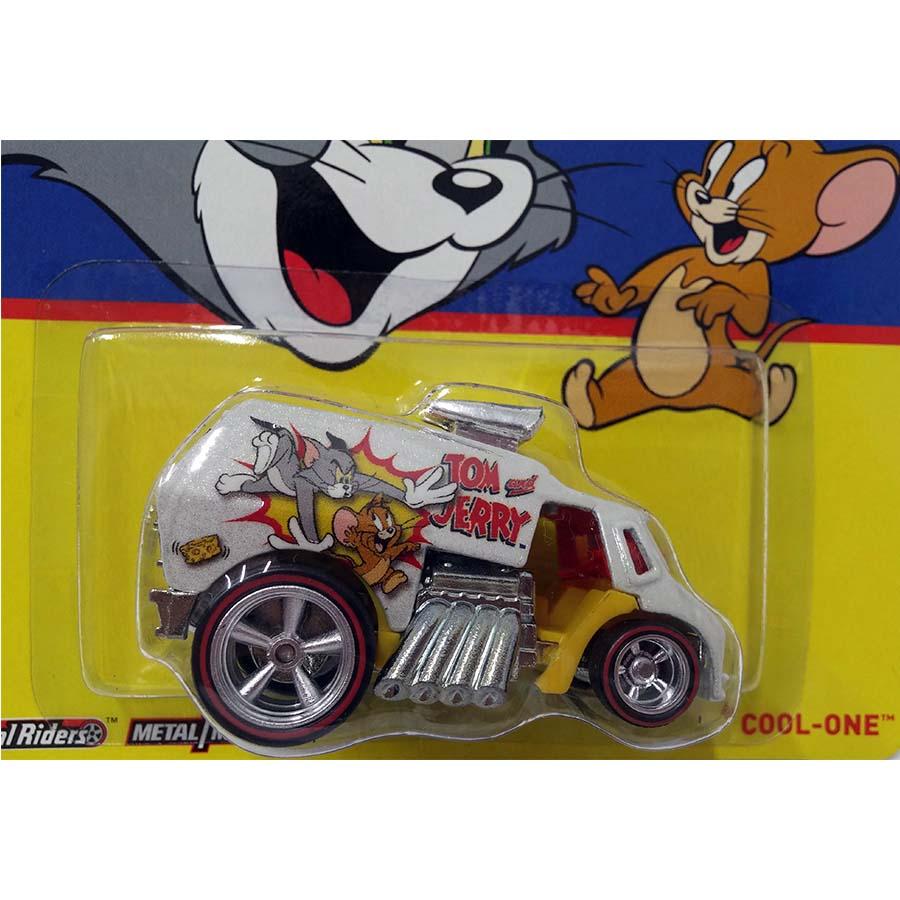 Hot Wheels Especial Colecionador Tom and Jerry – Cool-One