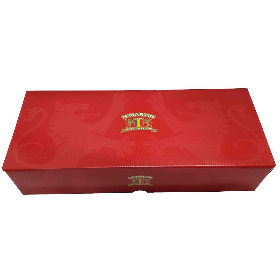 Conjunto 6 Copos Dubai Premium Gold - H. Martin