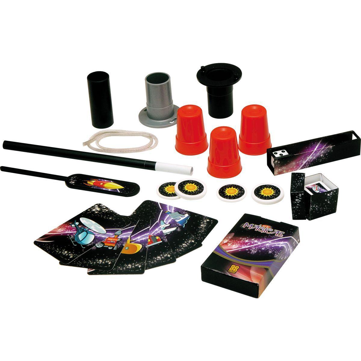 Jogo Kit de Mágicas 30 Truques - Grow