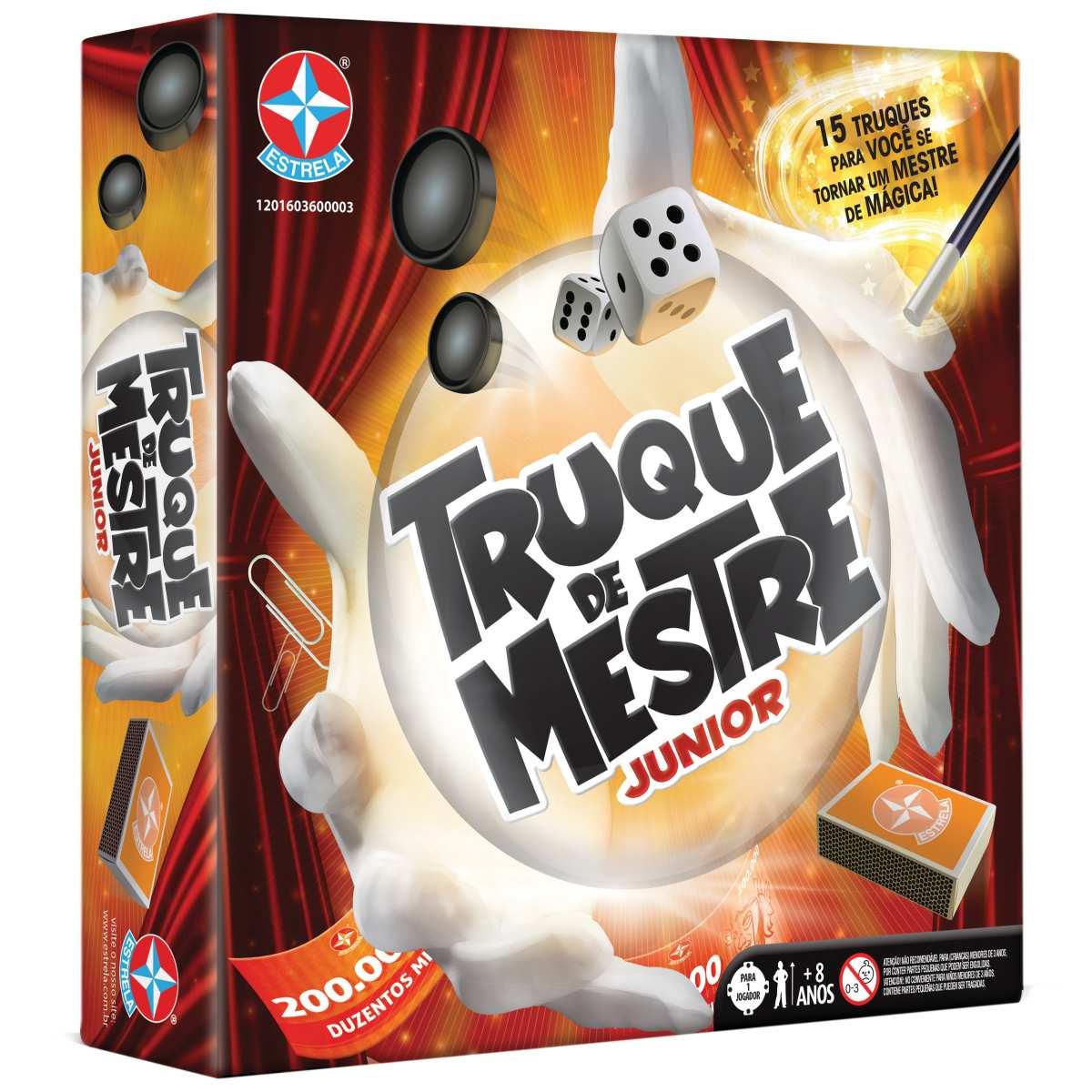 Jogo Truque de Mestre Jr - Estrela