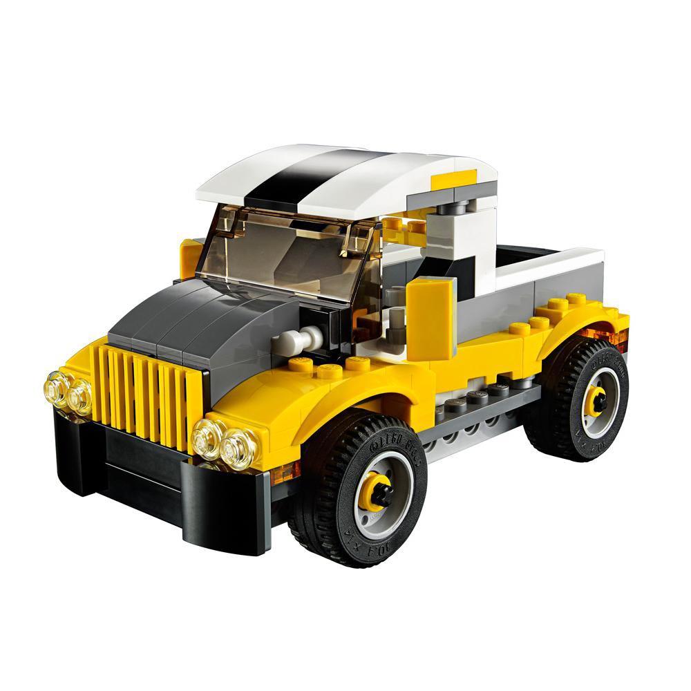 LEGO CARRO VELOZ 3 EM 1 - 31046
