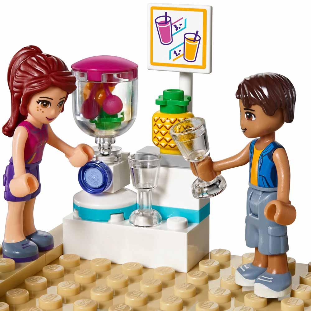 LEGO GINASIO DE ESPORTES DE HEARTLAKE 41312