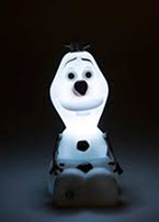 Olaf Luminoso Soft Lite Frozen