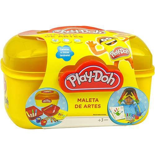 Play Doh - Maleta de Artes DTC