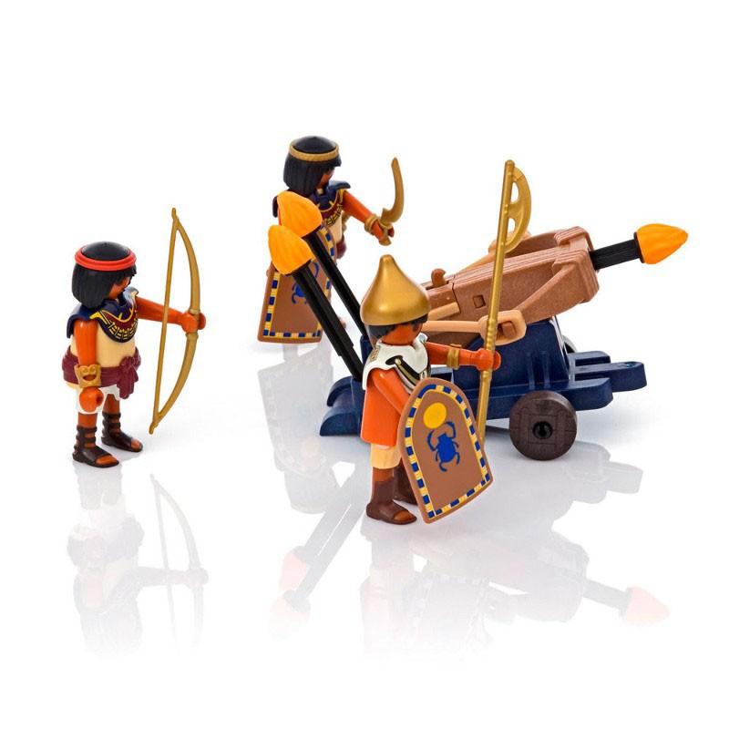 Playmobil History Soldados do Faraó 5388 - Sunny