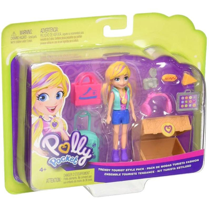 Polly Pocket Kit de Viagem