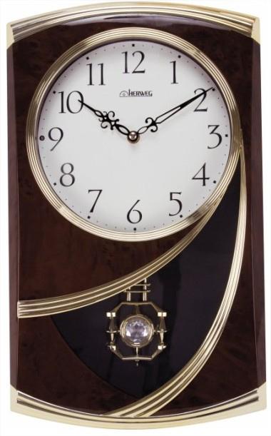 Relógio de Parede Pêndulo Musical Herweg – 6444