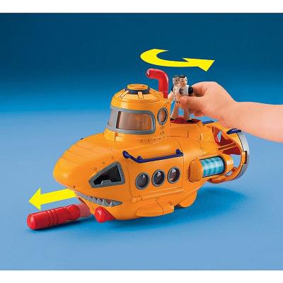 Submarino Aventura Imaginext Oceano - Fisher-Price