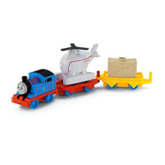 THOMAS AND FRIENDS FERROVIA THOMAS AO RESGATE BMF10 – MATTEL