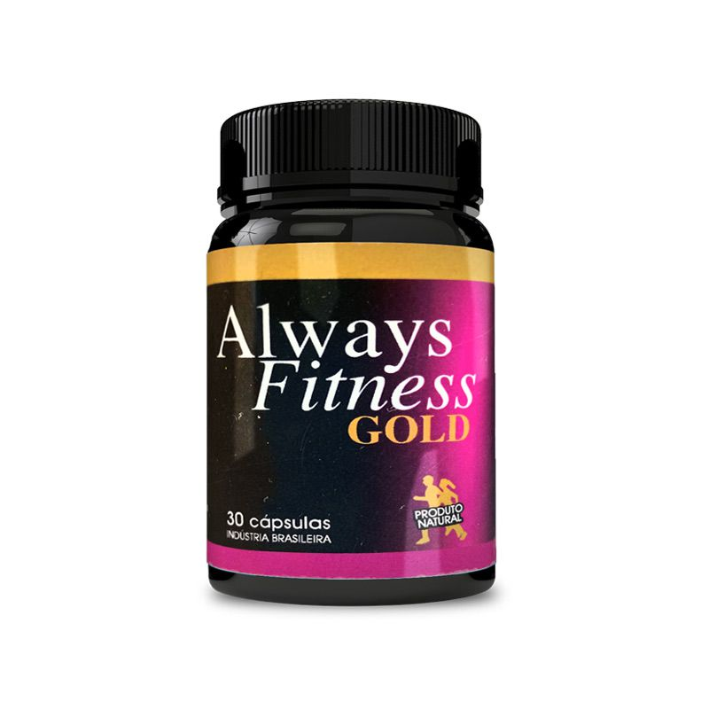 Always Fitness Gold 30 Cápsulas