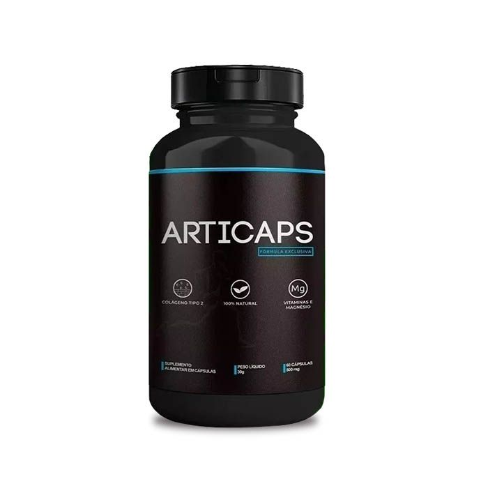 Articaps 30 Caps  - Composto Natural