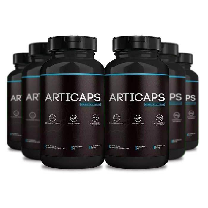Articaps 30 Caps 6 Potes