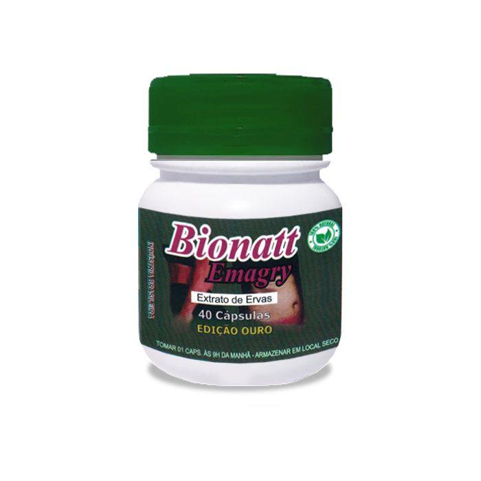 Bionatti Emagry 40 Cápsulas