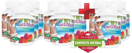 Cac-tinea - compre 15 pague 10  - Composto Natural