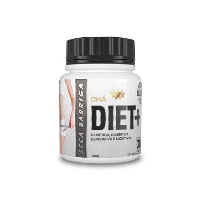 Chá Diet+ Seca Barriga 30 Cápsulas