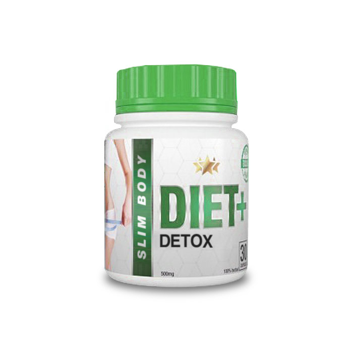 Diet+ Slim Body Detox 30 Cáps