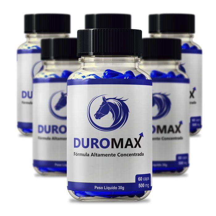 DuroMax 500 mg 60 Cápsulas 6 Potes