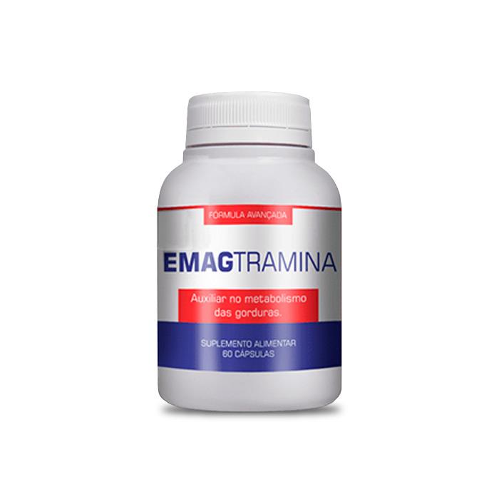 Emagtramina 60 Cápsulas  - Composto Natural