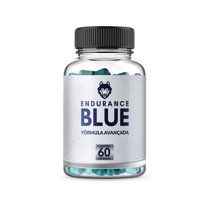 Endurance Blue 60 Cápsulas  - Composto Natural