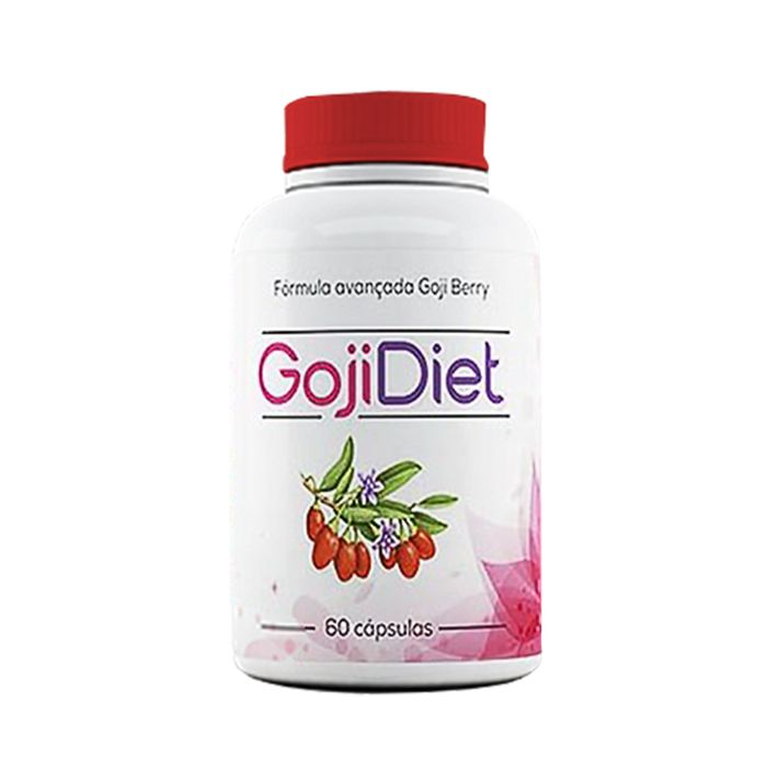 Goji Diet Original - 60 Cápsulas  - Composto Natural