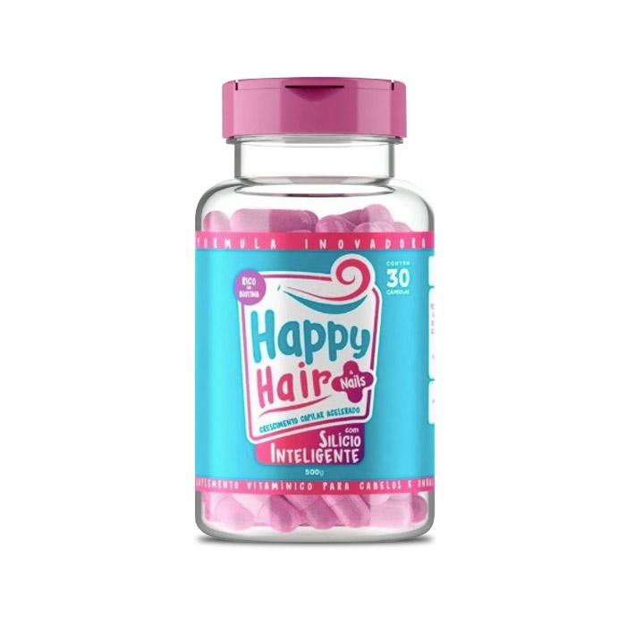 Happy Hair 30 Cápsulas