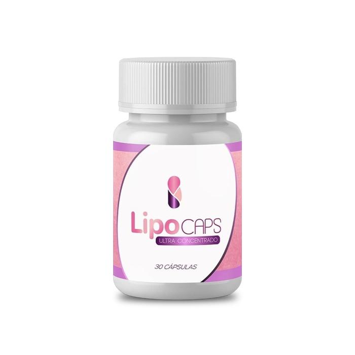 LipoCaps 30 Cápsulas