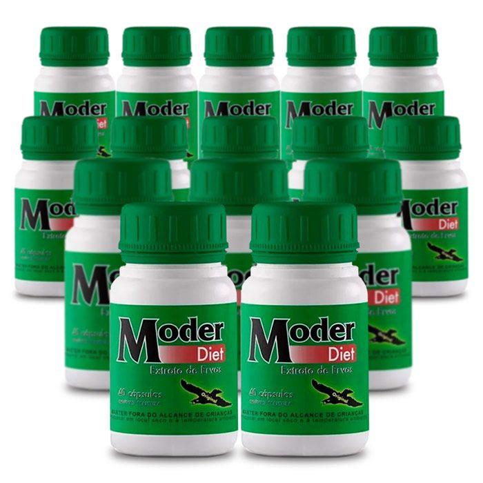 Moder Diet Gold ORIGINAL - Compre 10 e leve 15 caixas