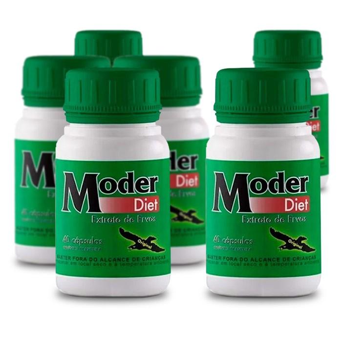 Moder Diet Gold ORIGINAL - Compre 4 e leve 6 caixas