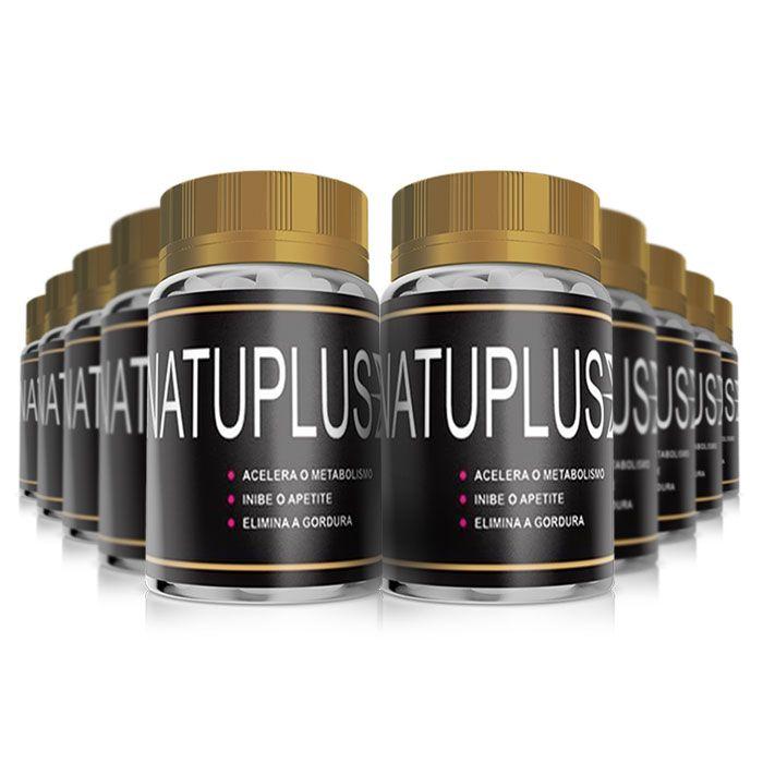 Natuplus X - 10 Potes  - Composto Natural