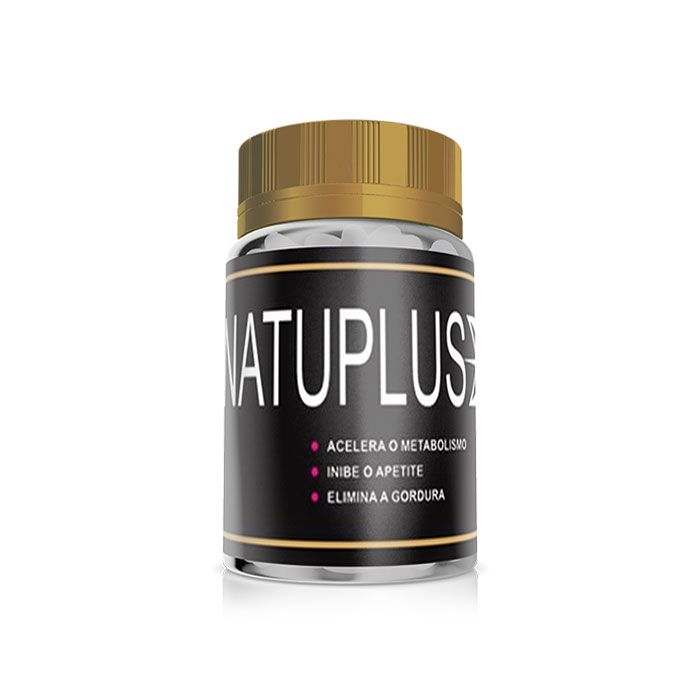 Natuplus X 30 Cápsulas  - Composto Natural