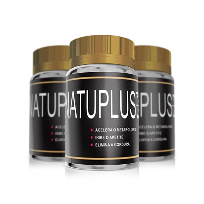 Natuplus X - 3 Potes  - Composto Natural