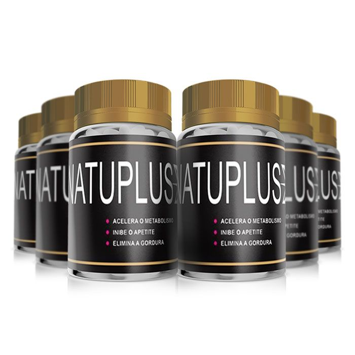Natuplus X - 6 Potes  - Composto Natural
