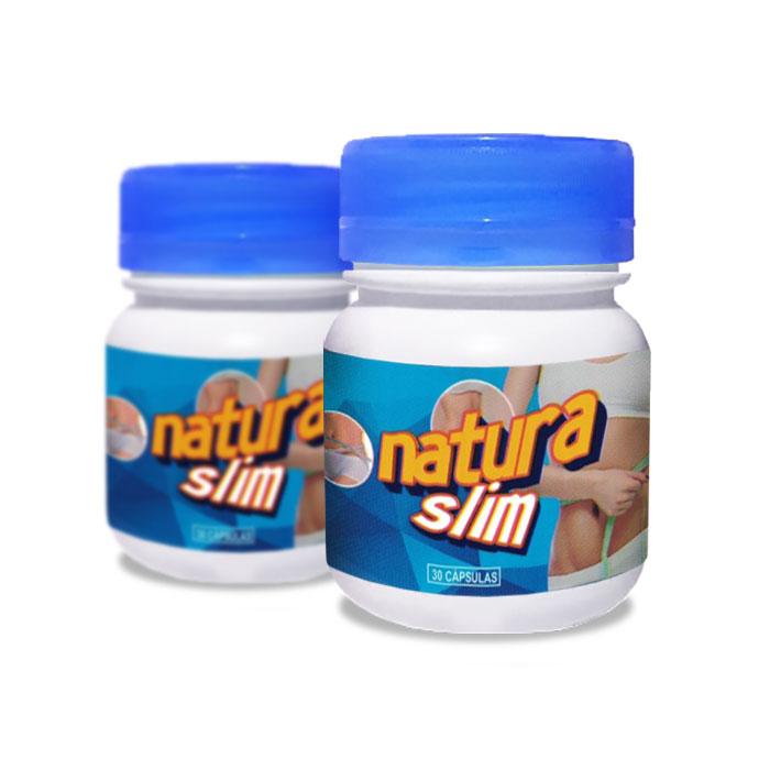 Natura Slim 30 Cápsulas 2 Potes