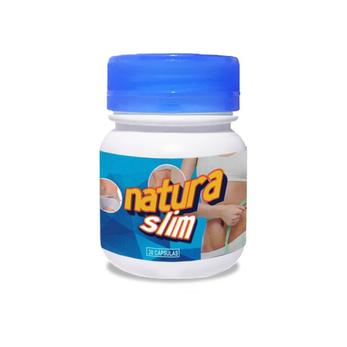 Natura Slim 30 Cápsulas  - Composto Natural