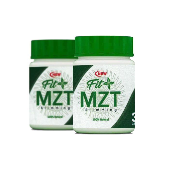 New Fit MZT 30 Cápsulas 2 Potes