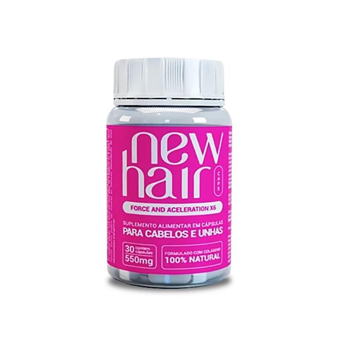 New Hair 30 Cápsulas