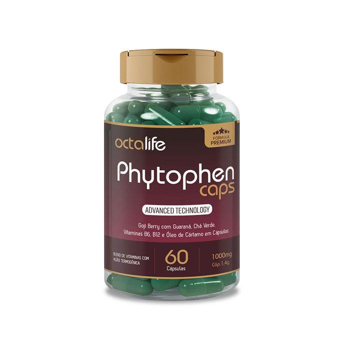 Phytophen Caps 60 Cápsulas  - Composto Natural