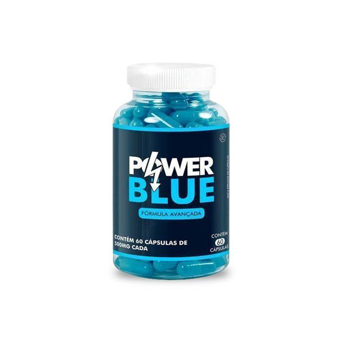Power Blue 60 Cáps  - Composto Natural